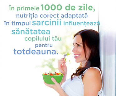 Alimentatia sanatoasa in timpul sarcinii