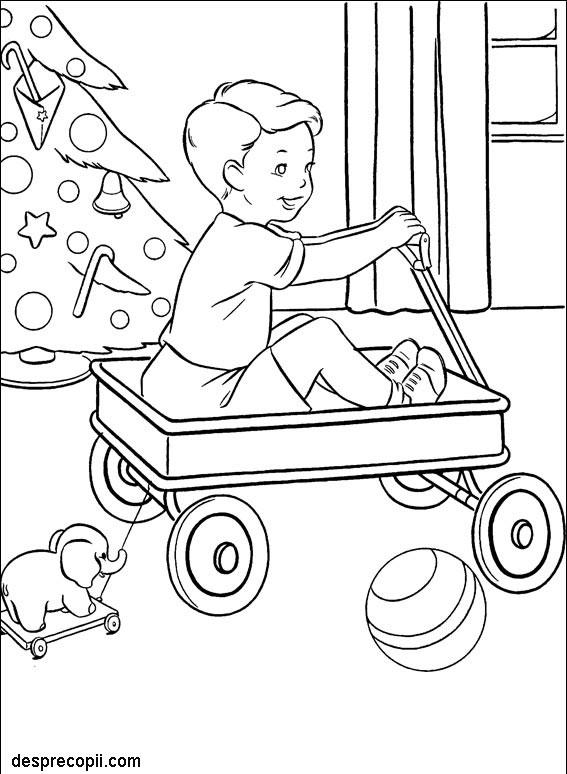 Plansa De Colorat Pentru Copii De 3 Ani Idea Gallery