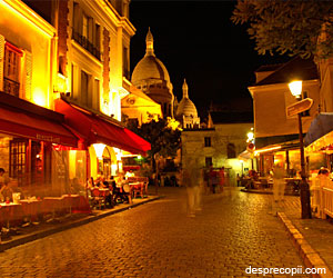 Costinesti-ul este Montmartre-ul meu personal