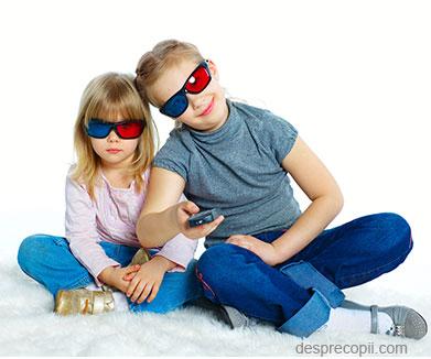 Tehnologia 3D, periculoasa pentru copii?
