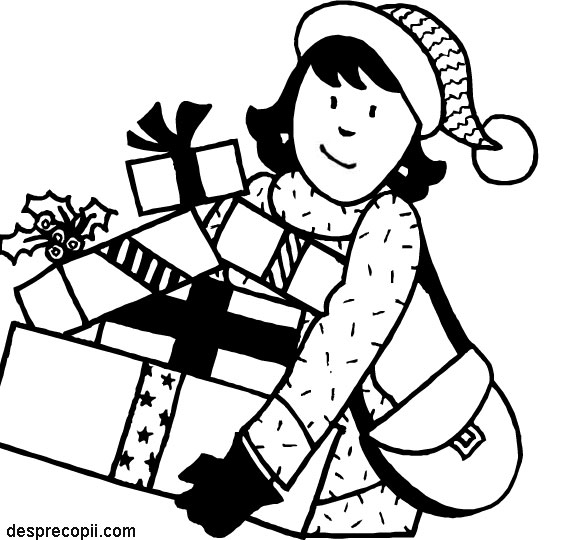 Mama si cadourile