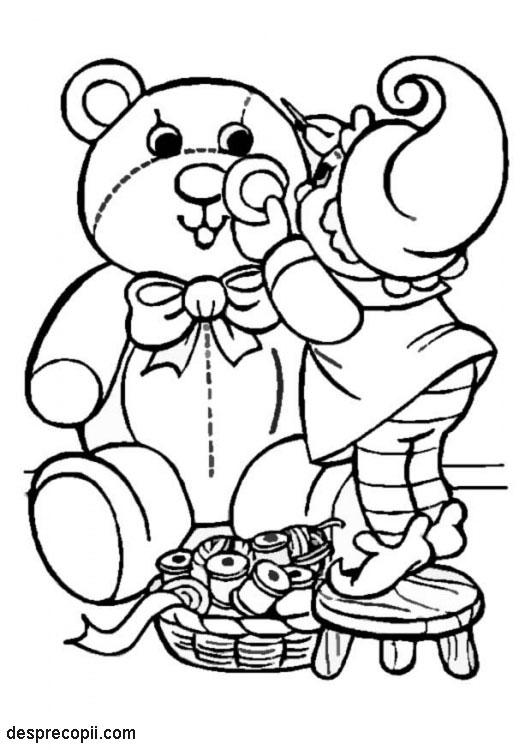 Fabricarea ursuletului