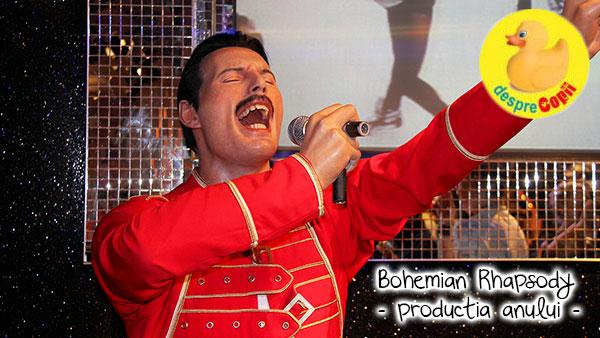 Bohemian Rhapsody - productia anului