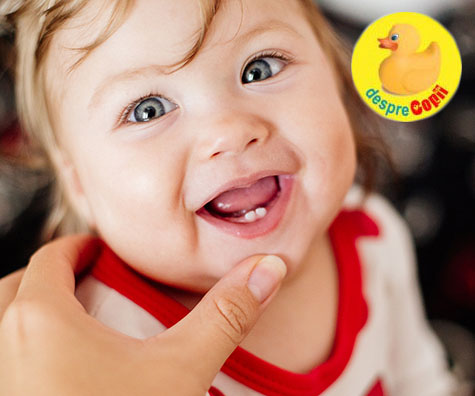 Refluxul gastroesofagian la bebelusi si efectul asupra sanatatii orale si a intreg organismului