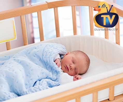 Rutina Somnului la bebelus