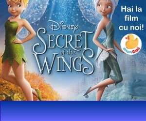 CONCURS: Cu Desprecopii.com la filmul Tinker Bell
