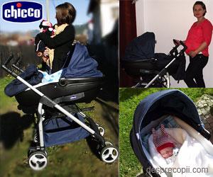 Caruciorul Chicco Trio Sprint: de ce este caruciorul ideal pentru bebelus