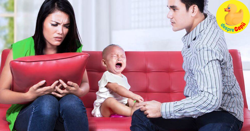 Abuzul emotional si violenta domestica dupa nasterea unui copil