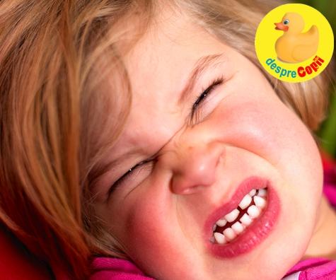 Cum iti pastrezi calmul cand copilul tau are un acces de furie?