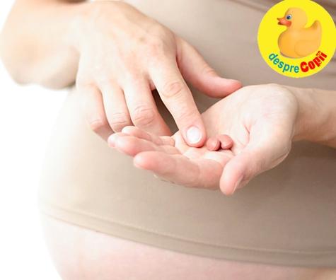 Beneficiile vitaminelor prenatale - si de ce este esențial să le introduci în dieta din timpul sarcinii