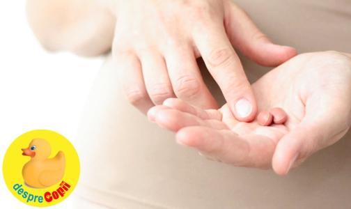Beneficiile vitaminelor prenatale - si de ce este esențial să le introduci in dieta din timpul sarcinii