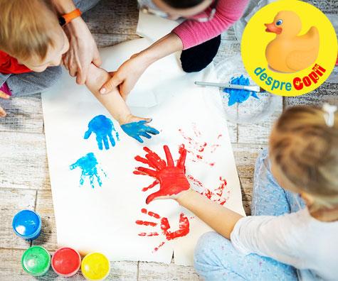 Cum transformam statul in casa in zile distractive pentru copii?