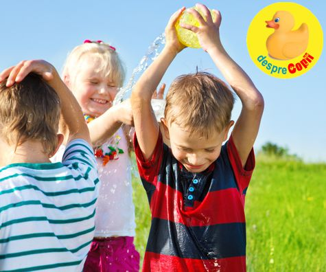Jocuri in aer liber: activitati, jocuri, idei de distractie pentru copii