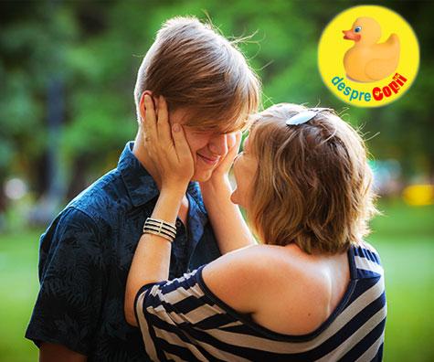 Comunicarea cu un copil adolescent - poate cea mai mare�