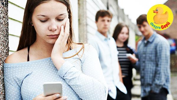 Hartuirea online: este copilul tau o victima sau chiar agresorul?