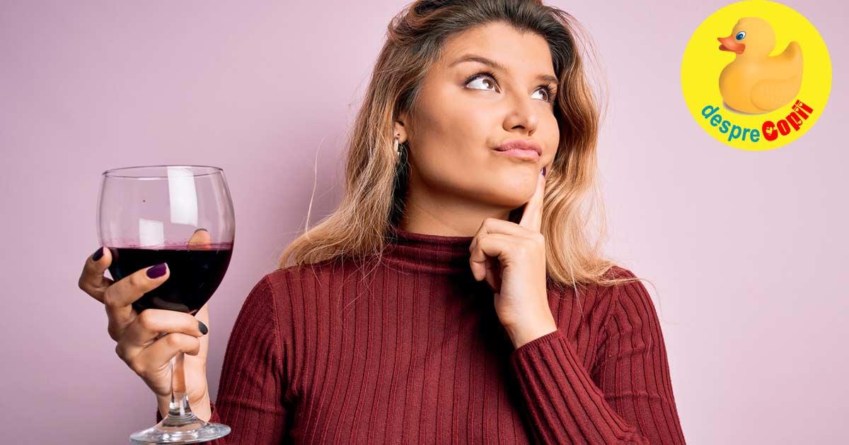 Alaptarea si alcoolul