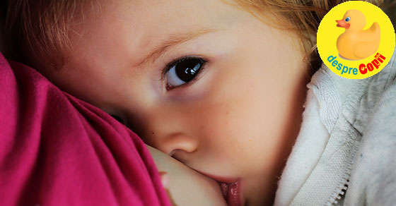 Imi pot alapta copilul daca are diaree?