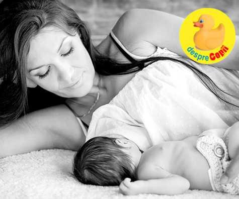 12 mesaje realiste despre alaptare pe care trebuie sa le stie orice graviduta