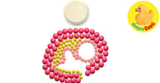 Paracetamolul si alaptarea