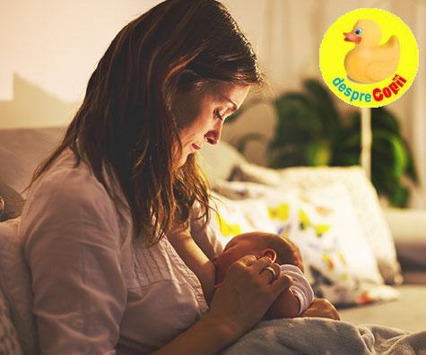 De ce mamicile din Romania nu sunt corect informate cu privire la alaptare