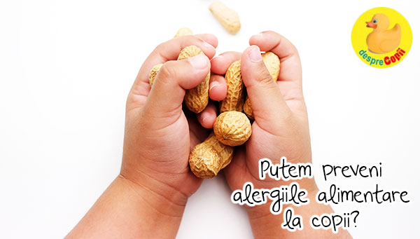 Cum se cladeste toleranta la alimentele care ar putea produce alergii alimentare copilului