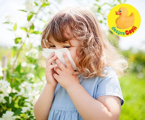 Bolile alergice la copii: intrebari si raspunsuri pentru parinti