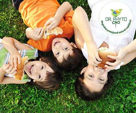 Alimentatia copiilor pe timpul verii si evitarea problemelor digestive