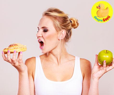 Cinci alimente care provoaca imbatranirea