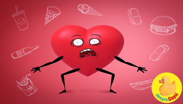 7 Alimente pe care inima le uraste