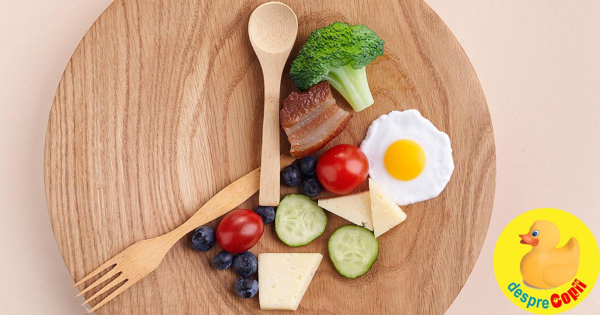 11 alimente care ajuta la pierderea in greutate