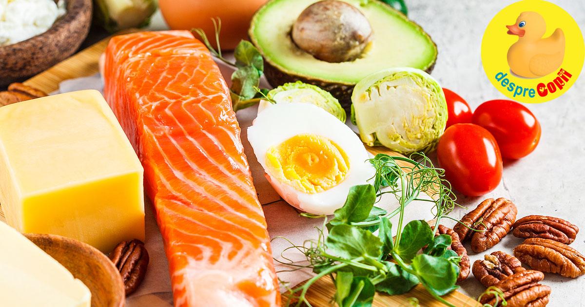 20 de alimente care te ajuta sa slabesti: mananci sanatos si scapi de kilograme in plus