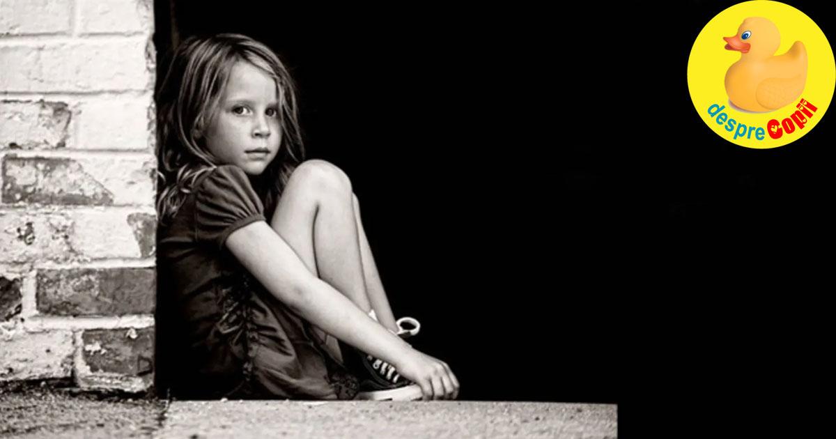 Amintirile unui copil pe care nu l-a vrut tatal sau - confesiuni dureroase