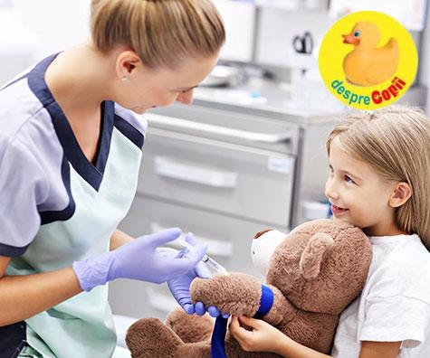 Analizele medicale pentru copii la inceputul anului scolar sunt importante - iata care este rolul lor