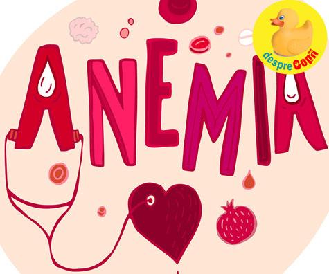 Anemia pernicioasa: simptome si tratament