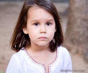 Anemia feripriva la copil