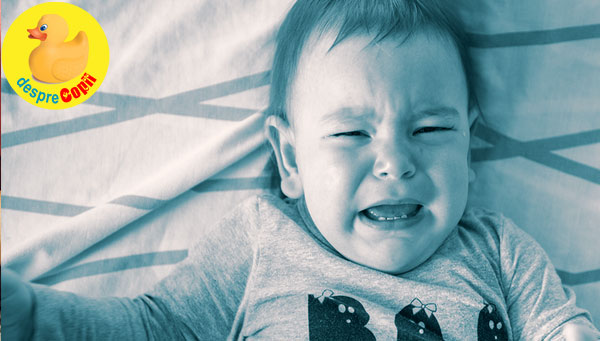Virusul Parainfluenza si Angina la bebelusi - simptome, tratament si ce trebuie stiut