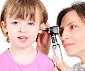 Tratamentul pentru infectia urechii (otita)