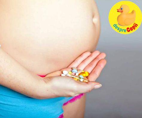 Antibioticele si sarcina