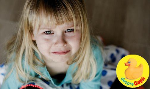 Anxietatea separarii la copil: cum o gestionam si cum evolueaza cand copilul creste
