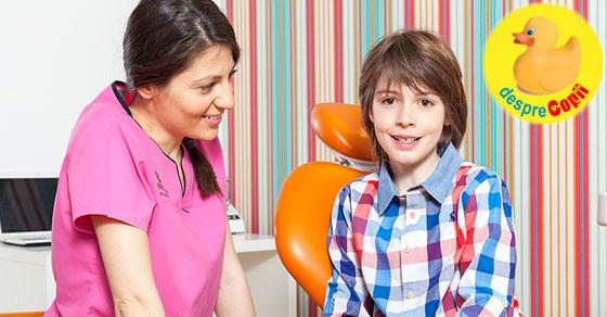 10 mituri si realitati despre aparatele dentare pentru copii, adolescenti si adulti