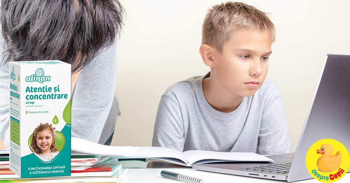 Scolarii si presiunea examenelor: cum ne ajutam copilul in perioadele intense ale anului scolar