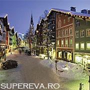 Obiective si hoteluri de lux in Austria