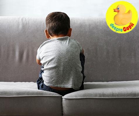 Provocarile cresterii unui copil cu autism