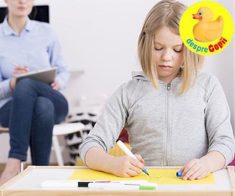 Testul de 10 minute care detecteaza daca un copil are autism