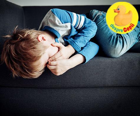 De ce copiii autisti nu isi pot intelege emotiile