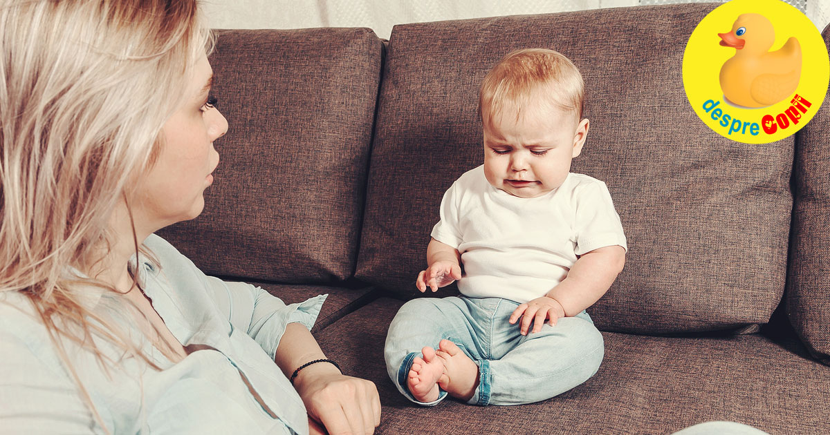 Identificarea autismului inca din primele 6 luni de viata ale bebelusului