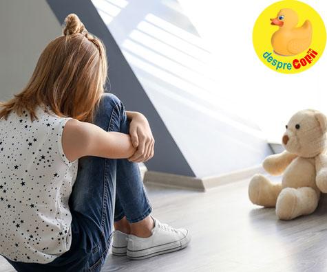 Autismul se manifesta diferit la fete - iata de ce