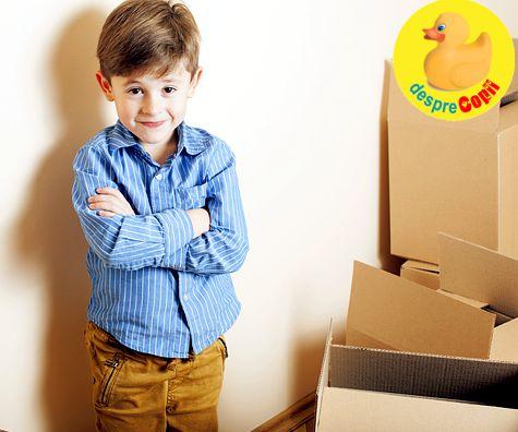 Creeaza momente si rutine care incurajeaza autonomia copilului: 10 sfaturi utile