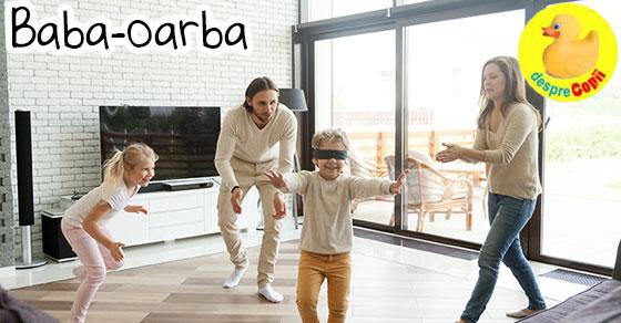 Baba-oarba