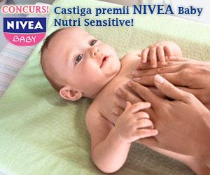 Cum evitati pielea uscata a bebelusului? (concurs)